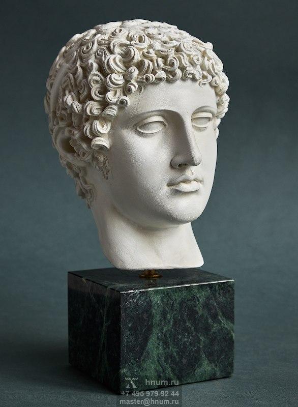 Интерьерная скульптура ГЕРМЕС голова